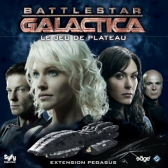 Battlestar Galactica : Extension Pegasus