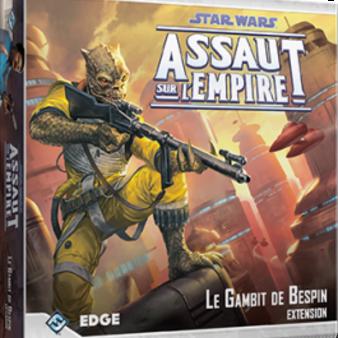 Star Wars - Assaut sur l'Empire : le Gambit de Bespin