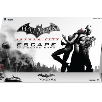Batman: Arkham City Escape
