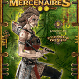 Dungeon Twister : Mercenaires