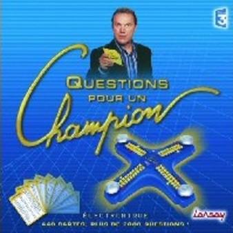 Question Pour Un Champion Julien Lepers