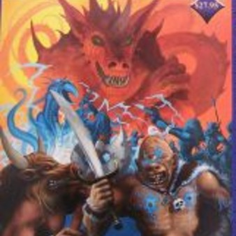 The World of Heroes And Tyrants Fantasy Board Game