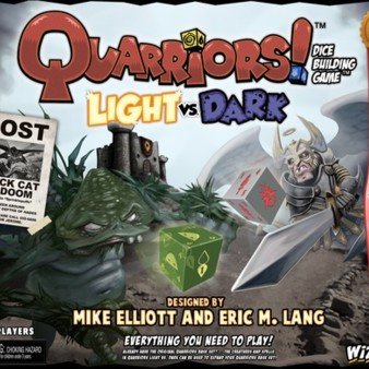 Quarriors! - Light vs Dark Expansion