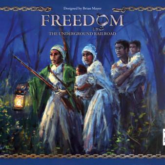 Freedom : The Underground Railroad
