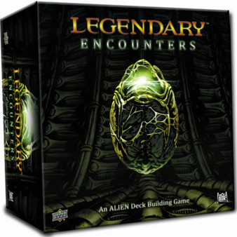 Legendary Encounters : An Alien Deck Building Game