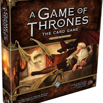 A Game of Thrones: The Card Game - Second Edition