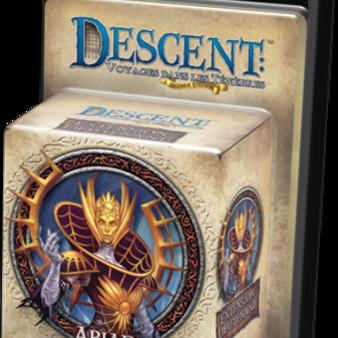 Descent : Voyages dans les Tenebres ! - Pack Lieutenant Ariad