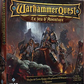 Warhammer Quest : Le Jeu d'Aventure