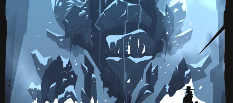 Face au Titan le JDR sur Kickstarter