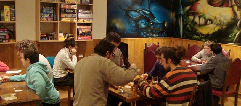 ACDC ouvre un Café-Jeu !