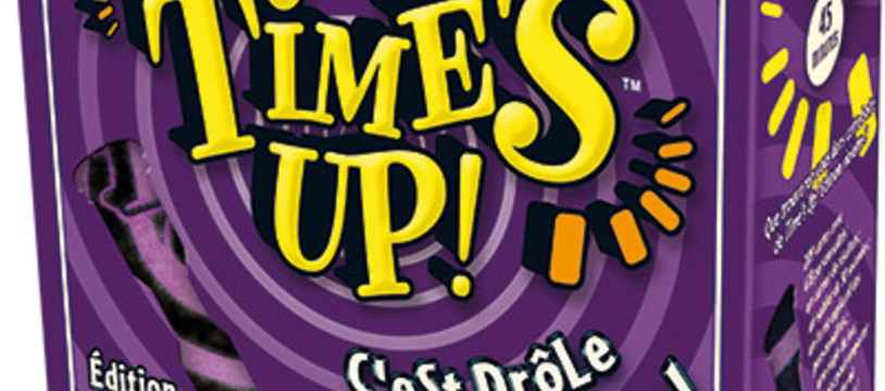 Time's Up Purple en boutique !