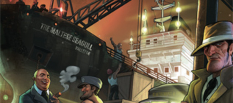 Cargo Noir, la règle est disponible