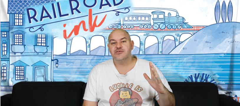 Railroad Ink, le renouvellement du Roll&Write ?