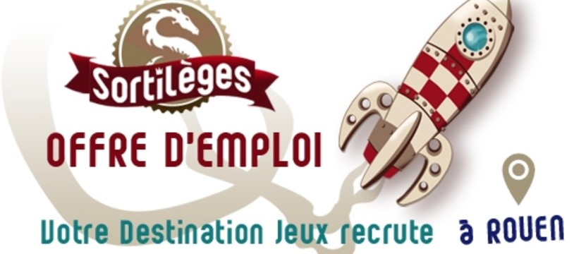 Offre d'emploi, équipage Sortilèges