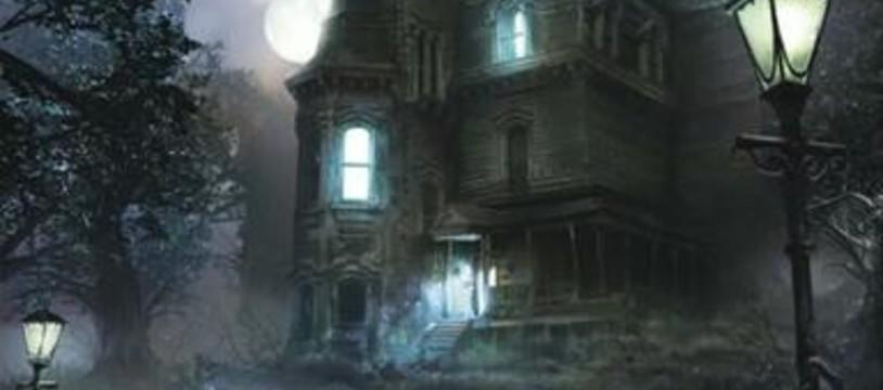 MYSTERY HOUSE - Jetez un œil dans le manoir !