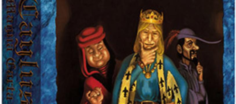 Caylus Magna Carta de William Attia !