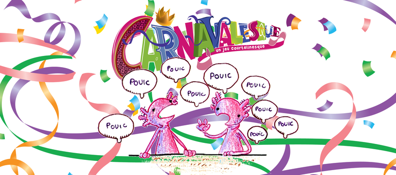 Carnavalesque : le papiépotache carnavartistique