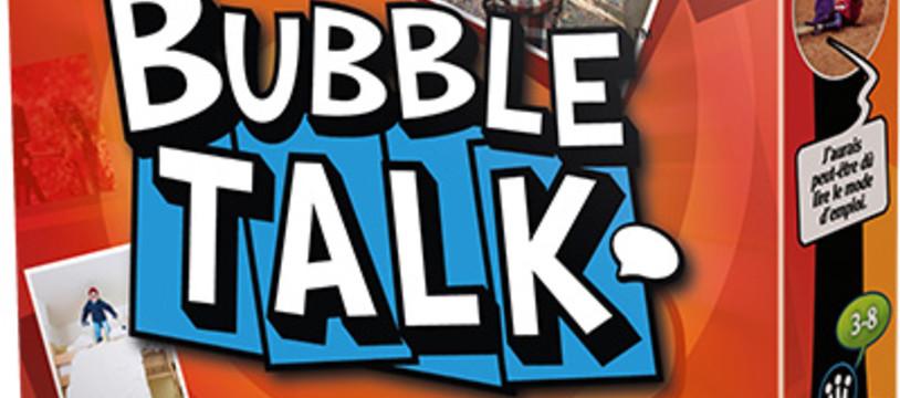 Bubble Talk le jeu qui fait parler les images