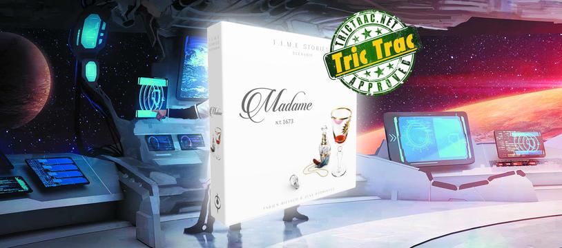 T.I.M.E Stories - Madame : de bien belles boucles [temporelles]