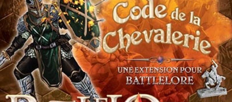 BattleLore : Code de la Chevalerie arrive en cavalant