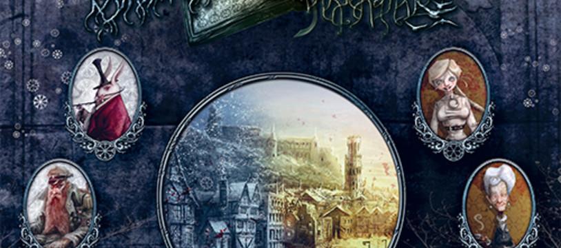 le règne de l'Hiver débute avec Winter Tales
