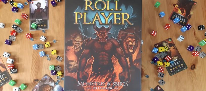 [Roll player : Monstres et sbires] Fightez du monstre et gagnez de l'XP !