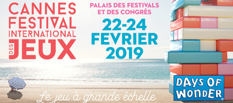 Days of Wonder au Festival International des Jeux de Cannes