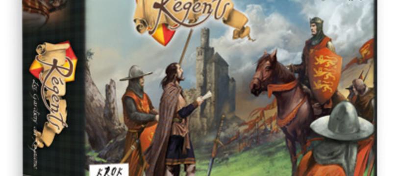 Regents : Disponible en pré-commande et au Monde du Jeu