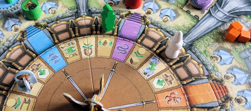 Sur le Vif ! Review de Merlin ! A la quête du Graal !