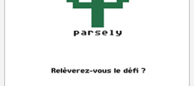 """""""Parsely Games"""" sur les étals"""