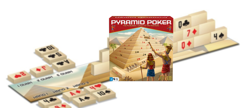 Pyramid Poker, another bric in ze ouaul