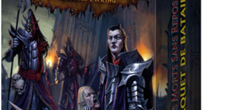 Warhammer - Invasion : Les Morts sans Repos est sorti + des images