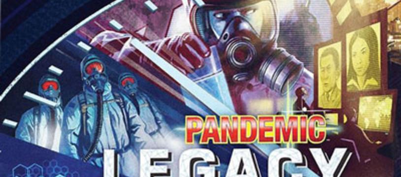 Pandemic legacy : un virus en com'virale
