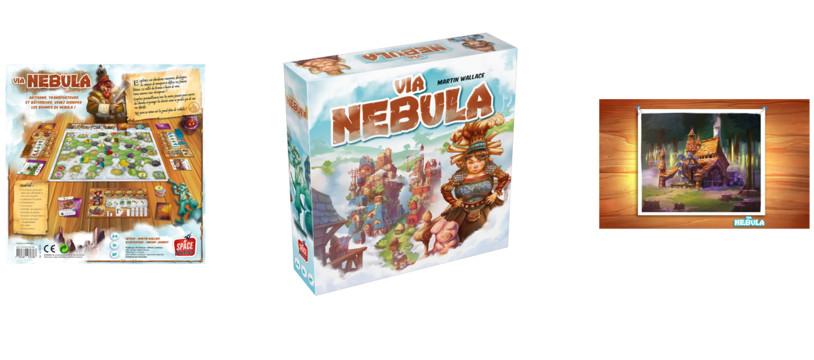 Via Nebula : Mon cerveau embrumé...