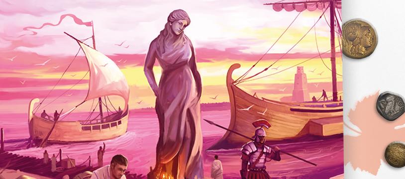 Concordia Vénus : Amour, Gloire et... Confrontation