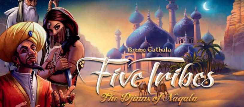 [Five Tribes] Vous rêvez de devenir sultan?