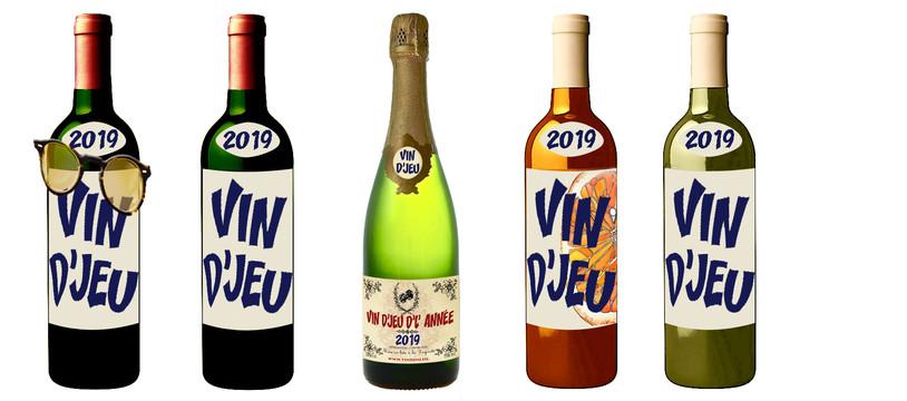 Et les nominés au Vin d'jeu d'l'année sont....