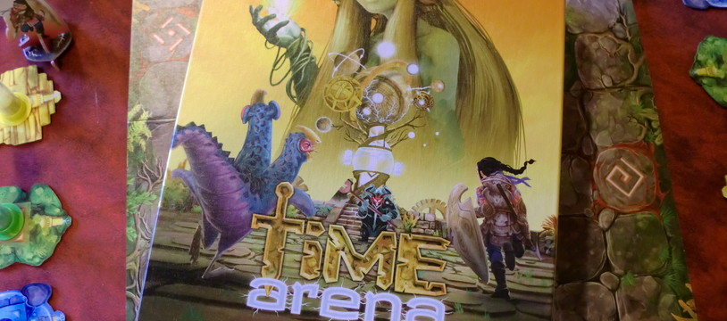 Critique Time Arena