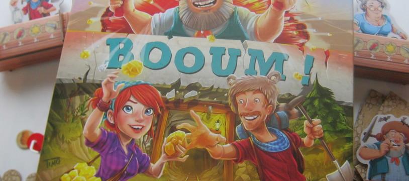 Critique de Booum!