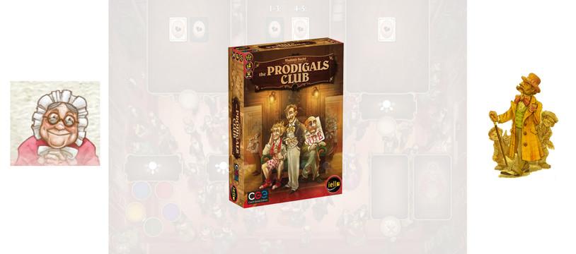 Prodigal's Club : ils ont du Suchy à se faire ! Easy, isn't it ?
