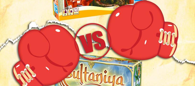 versus : alhambra vs sultaniya