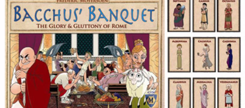 Le banquet de Bacchus pour bientôt