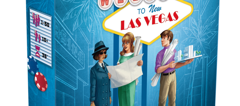 [Welcome to New Las Vegas] : Welcome to, le retour !