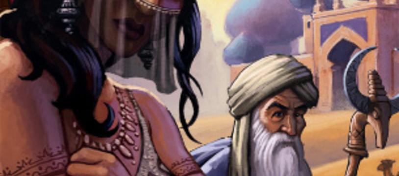 Five Tribes est annoncé officiellement