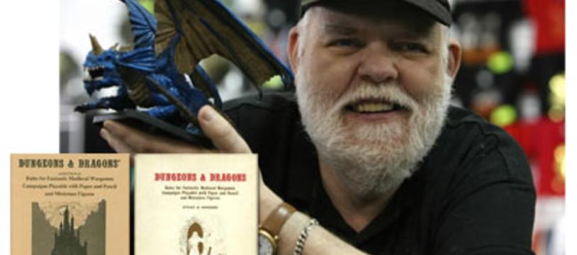 Dave Arneson a rejoint Gary Gygax