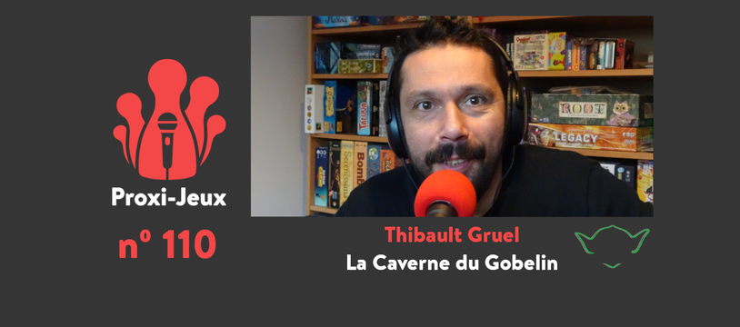 [Podcast] Interview 110 - Thibault Gruel