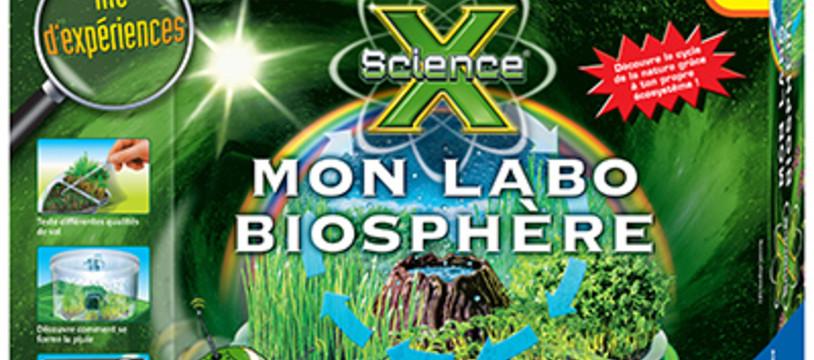 Mon Labo Biosphère : Faites pousser des trucs sous votre lit