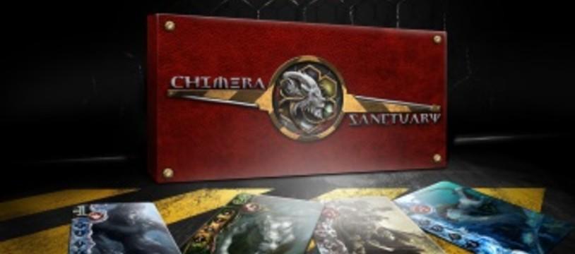 Chimera Sanctuary : en kickstarter le 18/06/17 !