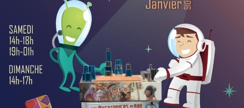 Festival de jeux de société de Saint Arnoult en Yvelines les 23 et 24 Janvier 2016