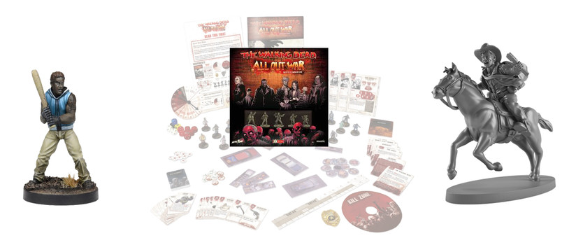 The Walking Dead - All Out War : Sors tes tripes...